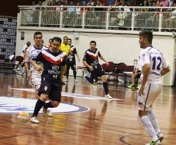 Joinville/Krona a um empate do Tetra Estadual