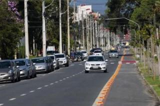 Liberação de toda extensão da rua Timbó ocorre nesta quarta-feira, desde a rua Campos Salles até a rua Blumenau Foto: Rogerio do Silva / Prefeitura de Joinville